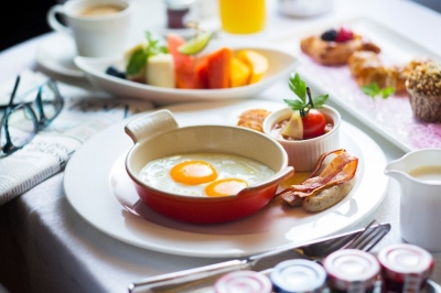 Bed & Breakfast at The Ritz-Carlton