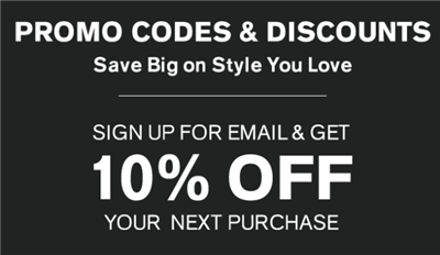 Get 10% Off with Email Sign Up from EXPRESS