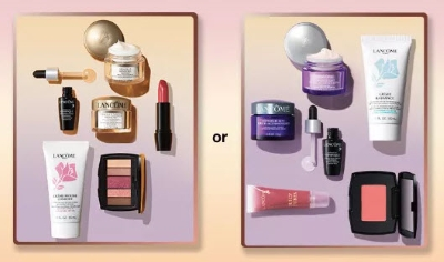 Lancôme Gift with a Purchase