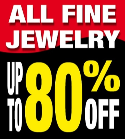 ALL FINE JEWELRY UP TO 80% OFF