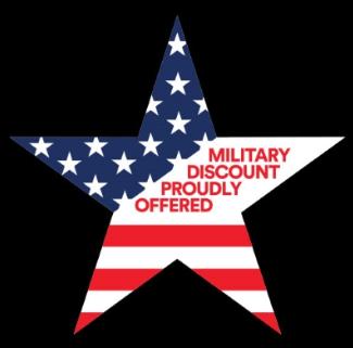 Military Appreciation Retailer Discounts