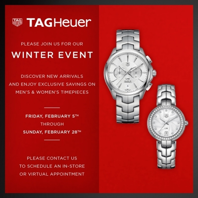 TAG Heuer Winter Event