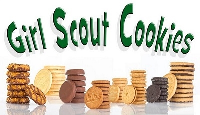 Girl Scout Cookies!