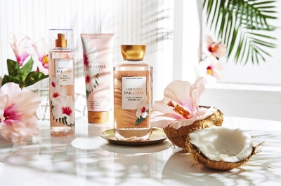 New Product Line at Bath & Body Works