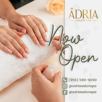 New Salon Spa Now Open