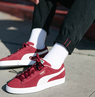 JUST DROPPED: PUMA SUEDE