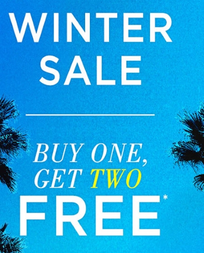 Buy 1 Get 2 Free On Markdowns