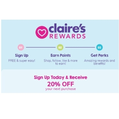 More about Claire's