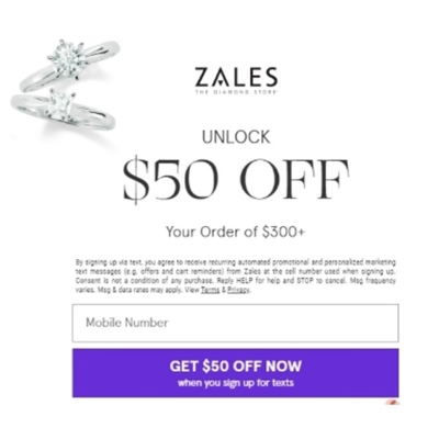 More about Zales
