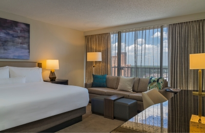 Shop & Stay at The Galleria