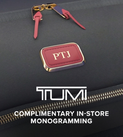 Complimentary In-Store Monogramming