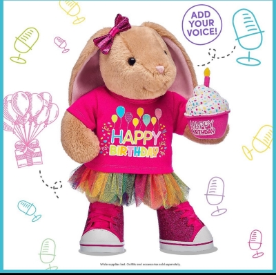 Book your Party Package with Build-A-Bear Now!