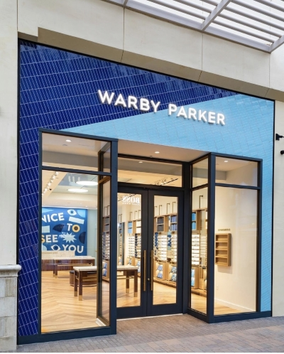 WARBY PARKER  |  NOW OPEN