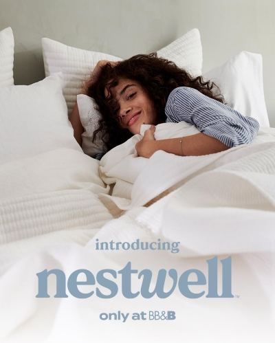 Nestwell™ now exclusively at Bed Bath & Beyond