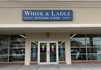 Check out Whisk & Ladle Kitchen Store Facebook