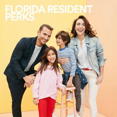Florida Resident Perks