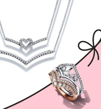 MOTHER'S DAY GIFTS AT PANDORA