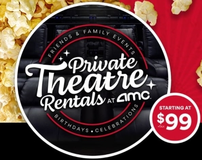 Make an AMC Auditorium All Yours!