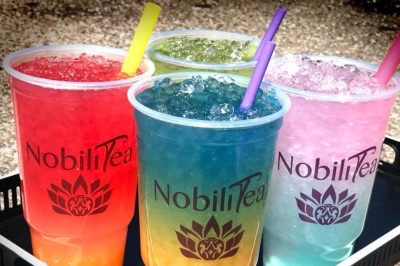 Stop in NobiliTea for an afternoon pick-me-up!