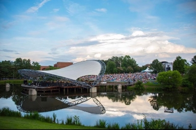 Symphony Park 2021 Events
