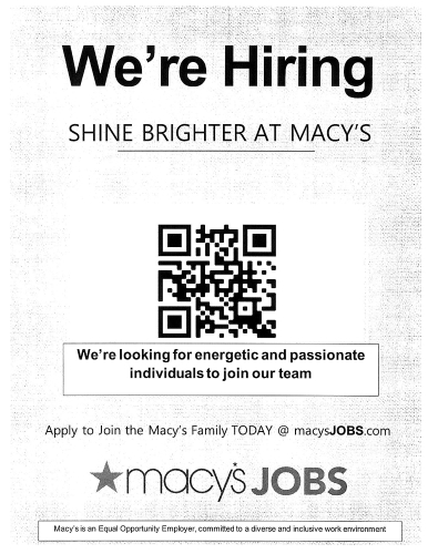 More about Macy's