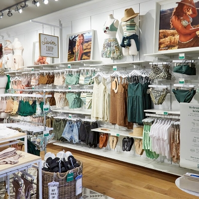 NOW OPEN! Aerie by American Eagle Outfitters