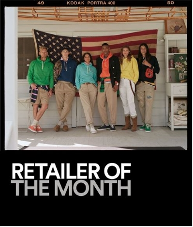 May Retailer of the Month: Polo Ralph Lauren