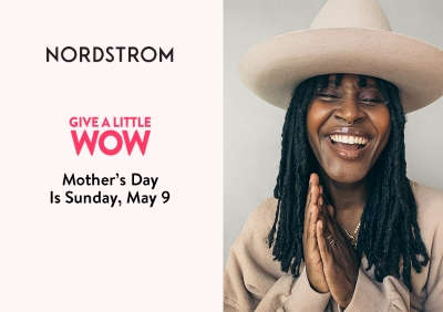 Mother's Day with Nordstrom