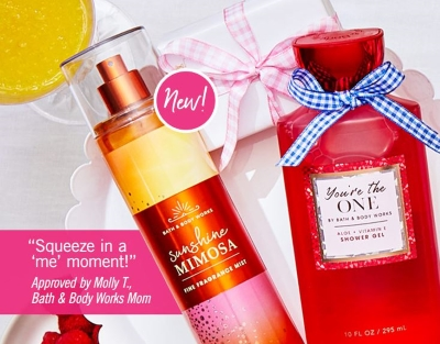 Mother's Day scents!
