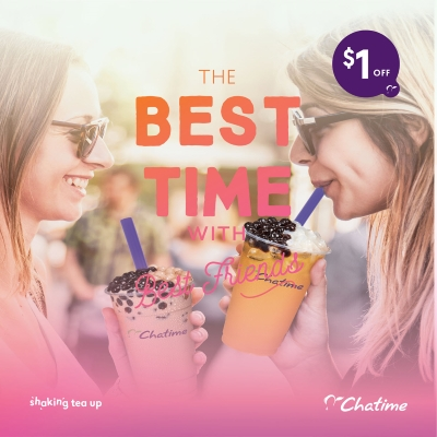 Chatime Fruit Tea Special