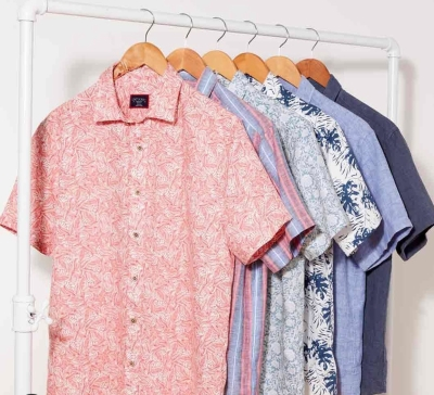 Refresh your Wardrobe with UNTUCKit