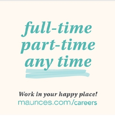 Maurices is Now Hiring!