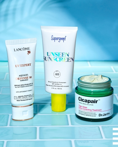Sun's out, SPF's out!