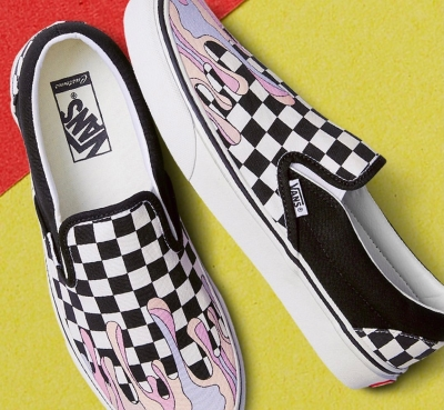 In-Store Customization with Vans