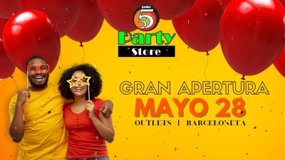 NOW OPEN: Double 5 Party Store