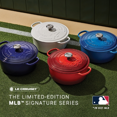 The Limited-Edition MLB™ Signature Series