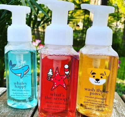 HAND SOAPS: 6/$26 OR 4/$20