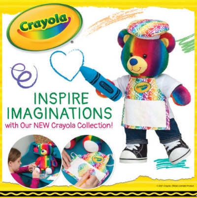 NEW: CRAYOLA COLLECTION