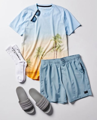 Summer Mode On with Hollister