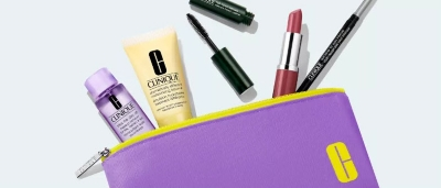 Free Gift with Any $31 Clinique Purchase
