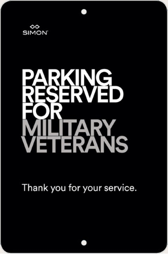 MILITARY PARKING AVAILABLE