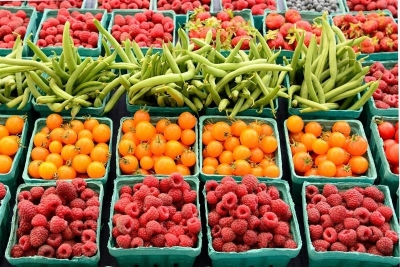Visit the Gilroy Farmers Market in Building C!