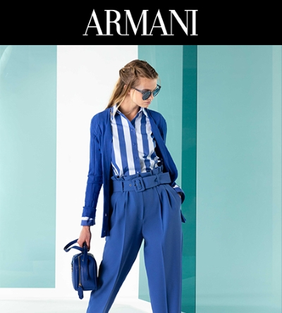 ARMANI OUTLET VIRTUAL STYLING APPOINTMENTS