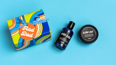 Father's Day Gift Guide from Lush