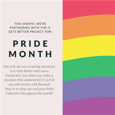 Pride Month at American Eagle