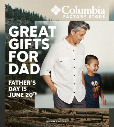 Columbia Sportswear – Great Gifts for Dad