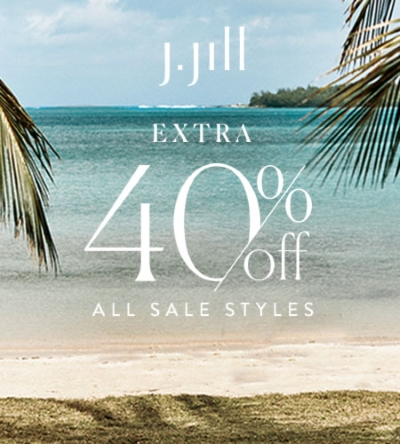 Extra 40% off Sale Styles*