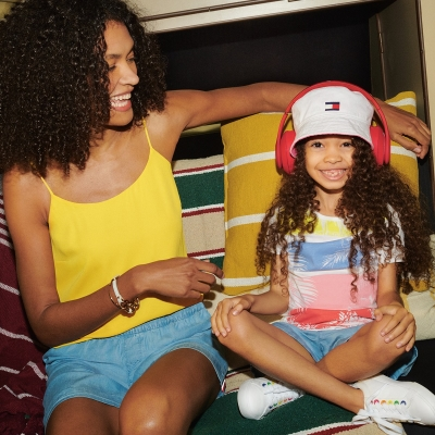 An Offer From Tommy Hilfiger Kids