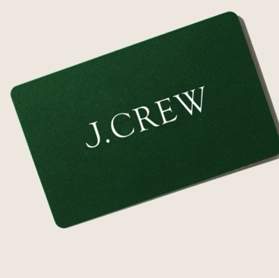 Open a J.Crew Credit Card and Save!