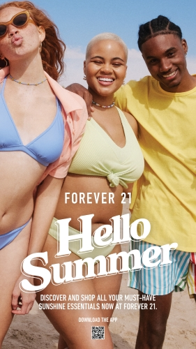 JULY RETAILER OF THE MONTH - FOREVER 21
